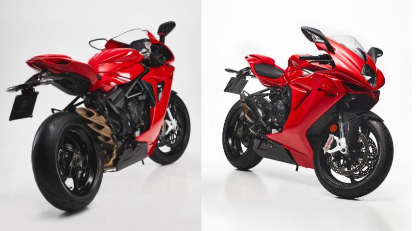 New MV Agusta F3 Rosso, Supersport Merah Menyala Berbekal Fitur Elektronik