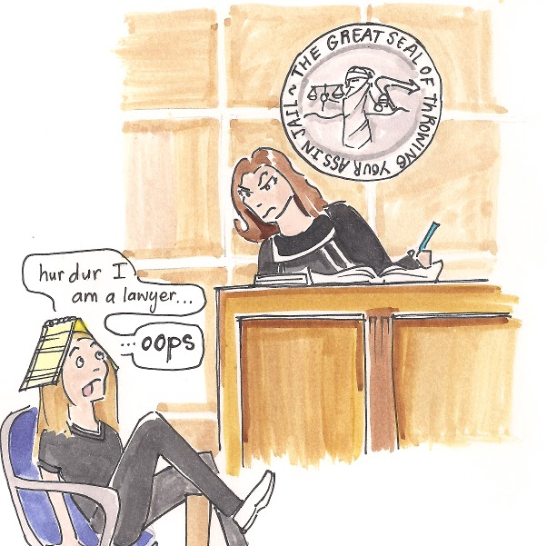 Seize the Absurd: Jury Duty was Unexpectedly Cool : Part 2