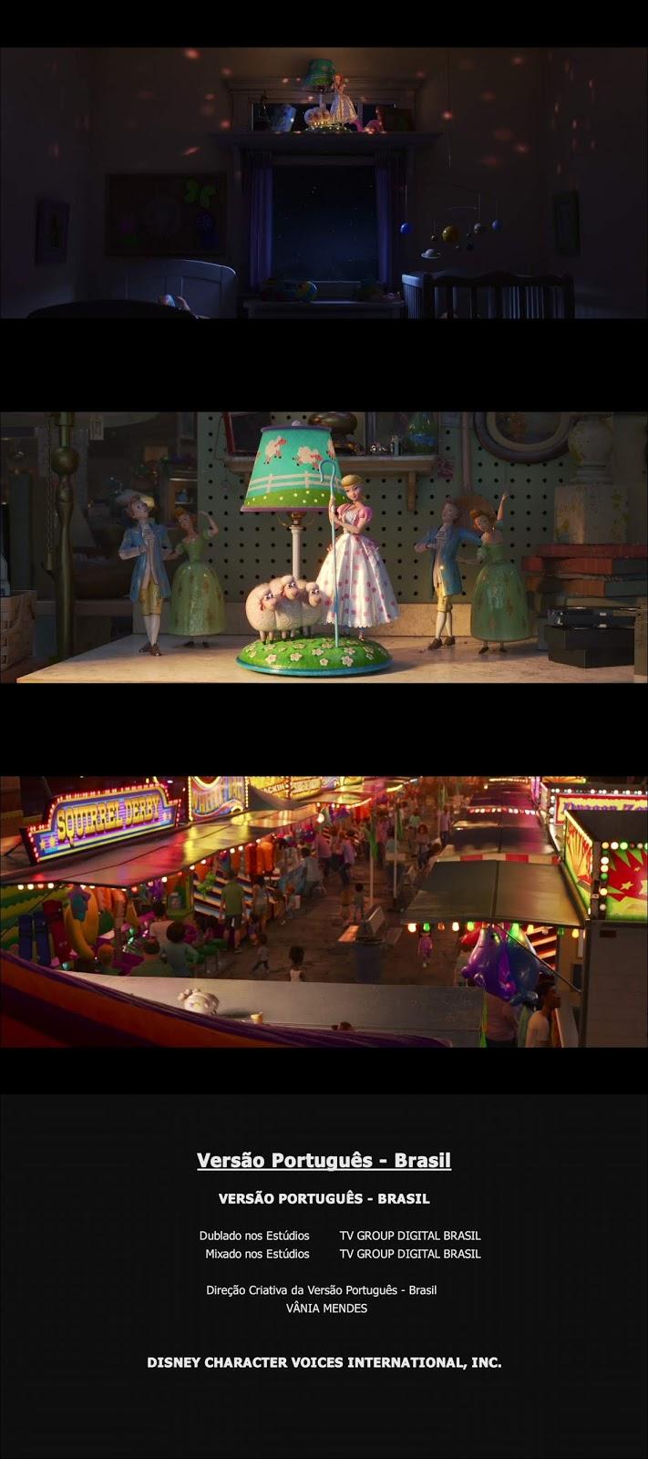 Toy Story 4 Lamp Life (2020) HD 720p Latino