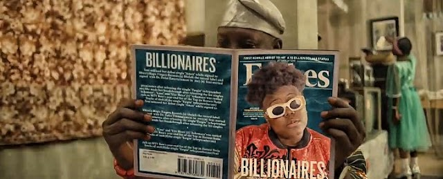 "[SB-VIDEO] Teni – ""Billionaire"""