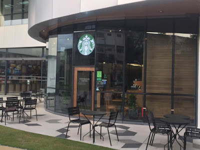 Starbucks Starling Mall Opening Promo