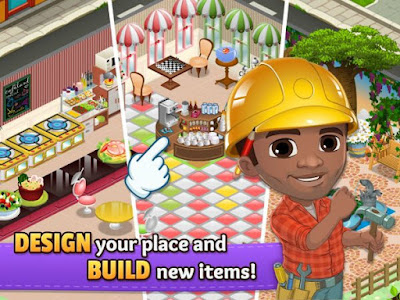 Cafeland � Star World Apk v0.9.32 (Mod Money)