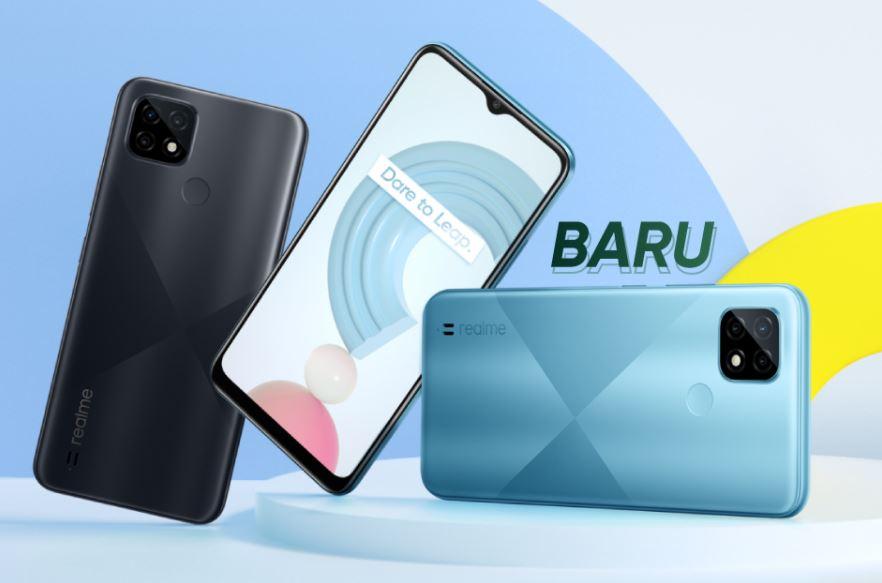 Harga dan Spesifikasi Realme C21, Smartphone Tangguh dengan Harga Terjangkau
