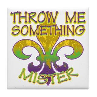 Throw me something mister