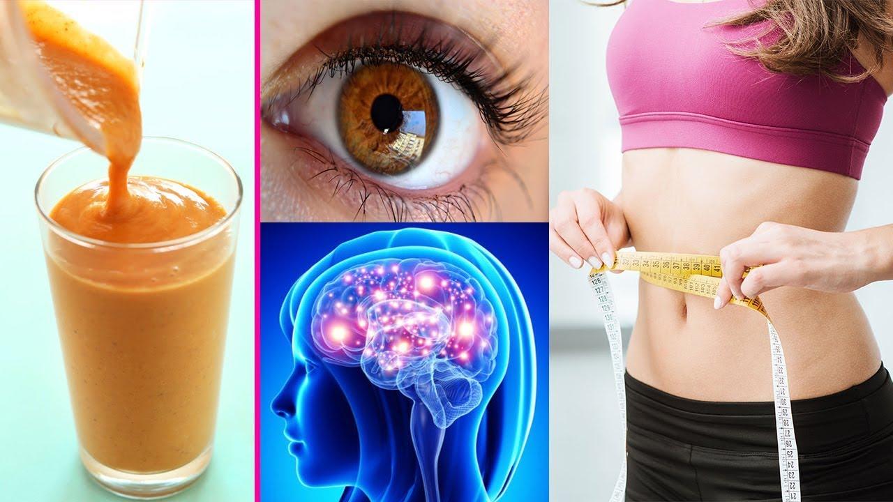Strong Natural Syrup To Improve Memory, Vision, Hearing And Fat Burning