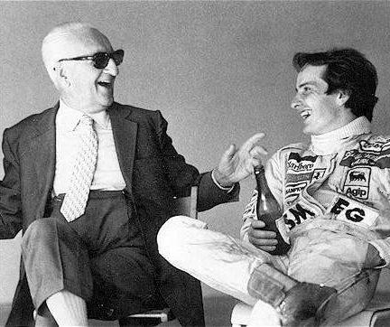 Enzo Ferrari Gerald Donaldson