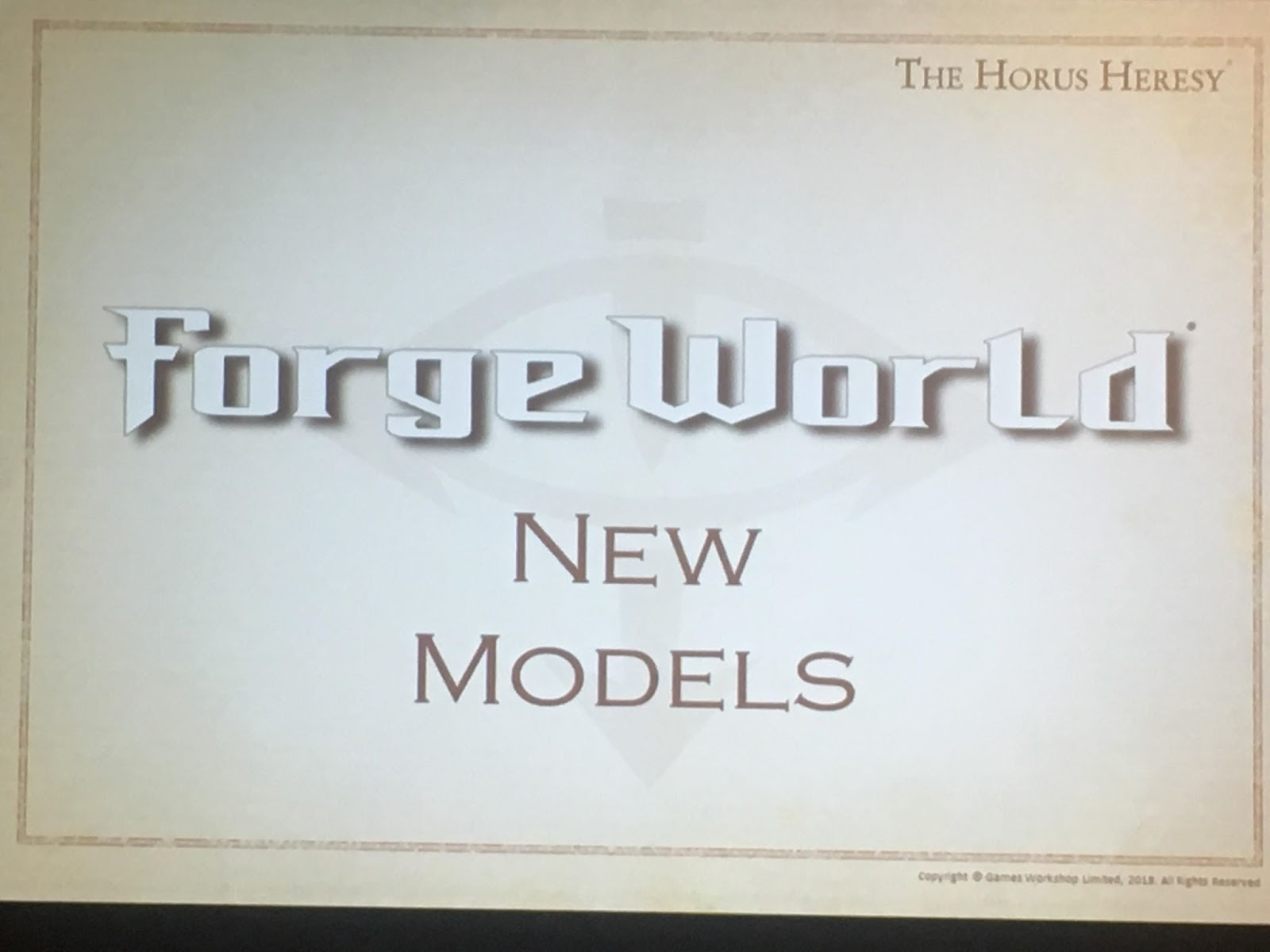 Battle Bunnies: Forgeworld New Models!