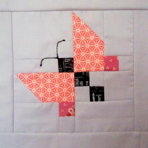Butterfly Block - Quilt Tutorial