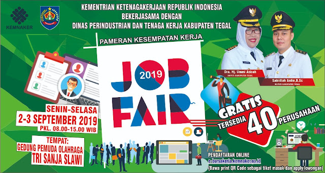 Job Fair Slawi