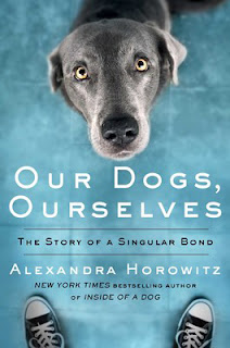 Our Dogs, Ourselves book cover.  Summer Reading 2019