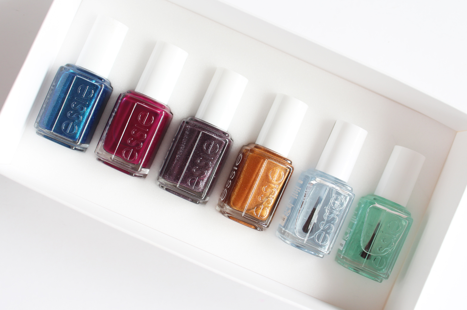 ESSIE | 2016 Fall Collection - Review + Swatches - CassandraMyee