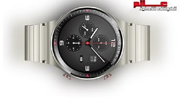 ساعة هواوي Huawei Watch GT 2 Porsche Design