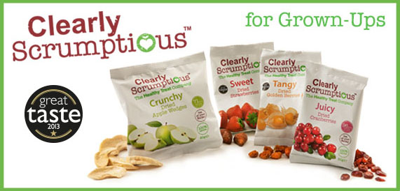 Clearly Scrumptious healthy fruit snacks for grown ups