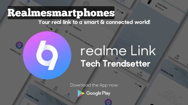 The Realme Link app is now available for download on the Android Play Store.