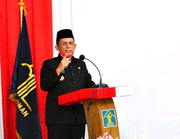 Gubernur Kepri Serahkan Remisi Umum Ke Narapidana dan Anak