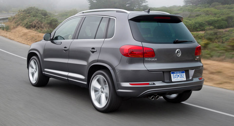 vw reveals it 39 s working on a compact crossover for america. Black Bedroom Furniture Sets. Home Design Ideas