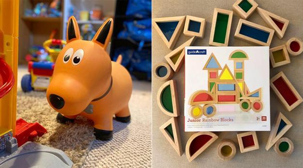This Library Lets Parents Check Out Kids' Toys Rather Than Books