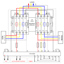 ats panels diagram ats and amf panels wiring diagrams show Instrument Panel Wiring Diagram