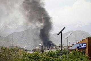 Vụ nổ đá Kabul sau khi Taliban tổ chức cuộc mít tinh chiến thắng