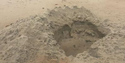 ما معنى رؤية الحفر في الحلم، تفسير رؤيا الحفر والحفرة في المنام
