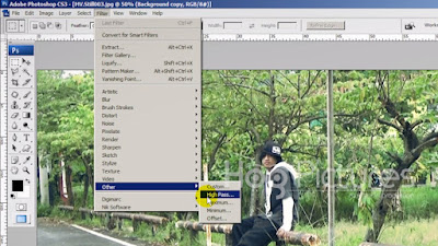 Mempertajam Foto dengan High Pass Filter di Photoshop - Hog Pictures