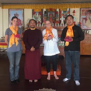 monastère pokhara