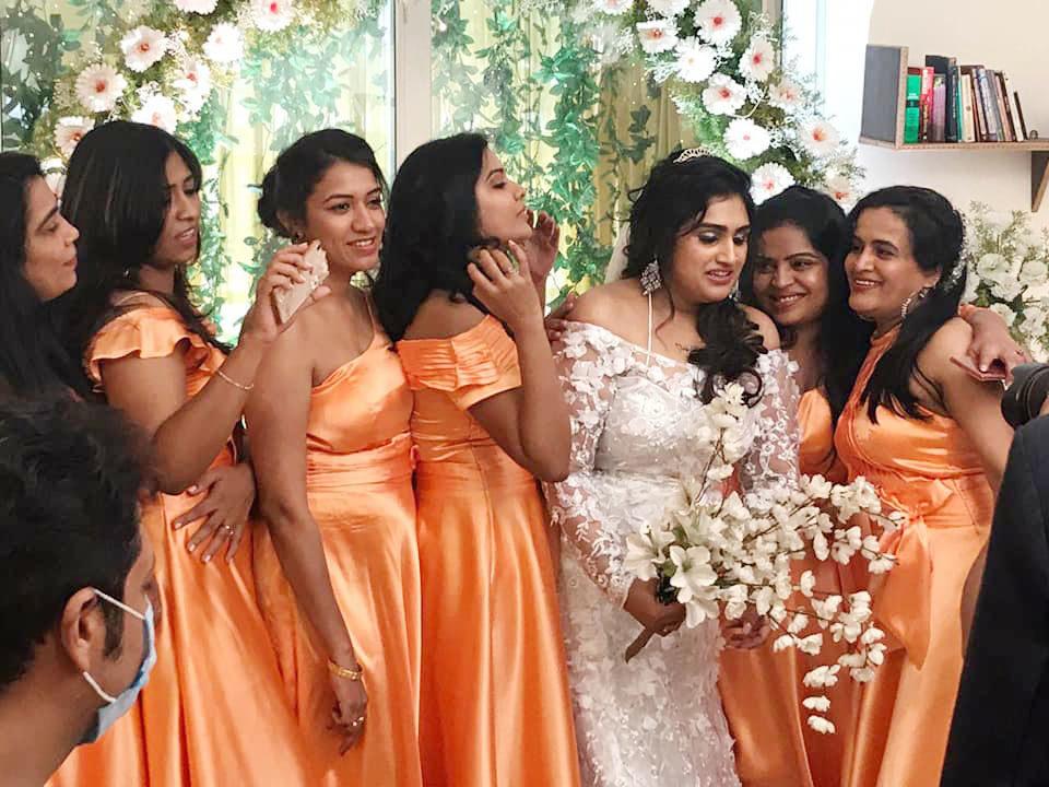 vanitha vijayakumar marriage Pics