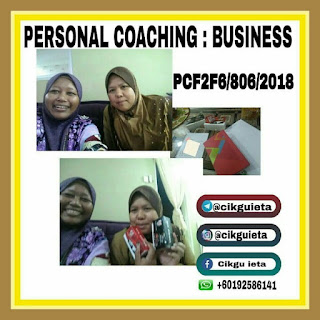 personal coaching business, personal coaching, business, coaching, business online, personal coaching, cikgu ieta, kisah cikgu ieta