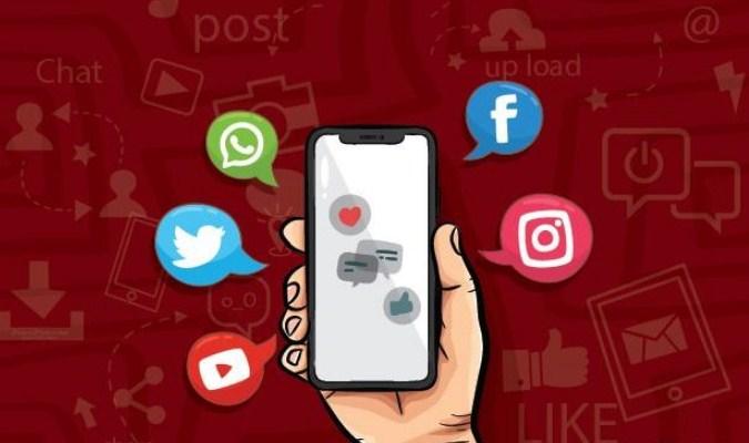 Buka Pembatas pada Media Sosial