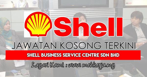 Jawatan Kosong Terkini 2018 di Shell Business Service Centre Sdn Bhd