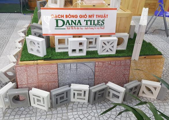 Gạch bông gió mỹ thuật Dana Tiles