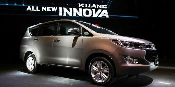 All New Kijang Innova Type Q Review Makin Diminati