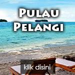 Paket Wisata ke Pulau Pelangi
