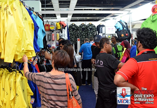 Malaysia Dive Sales