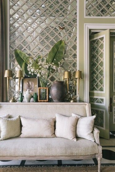 Décor Inspiration | At Home & in the Garden: More Trelliage