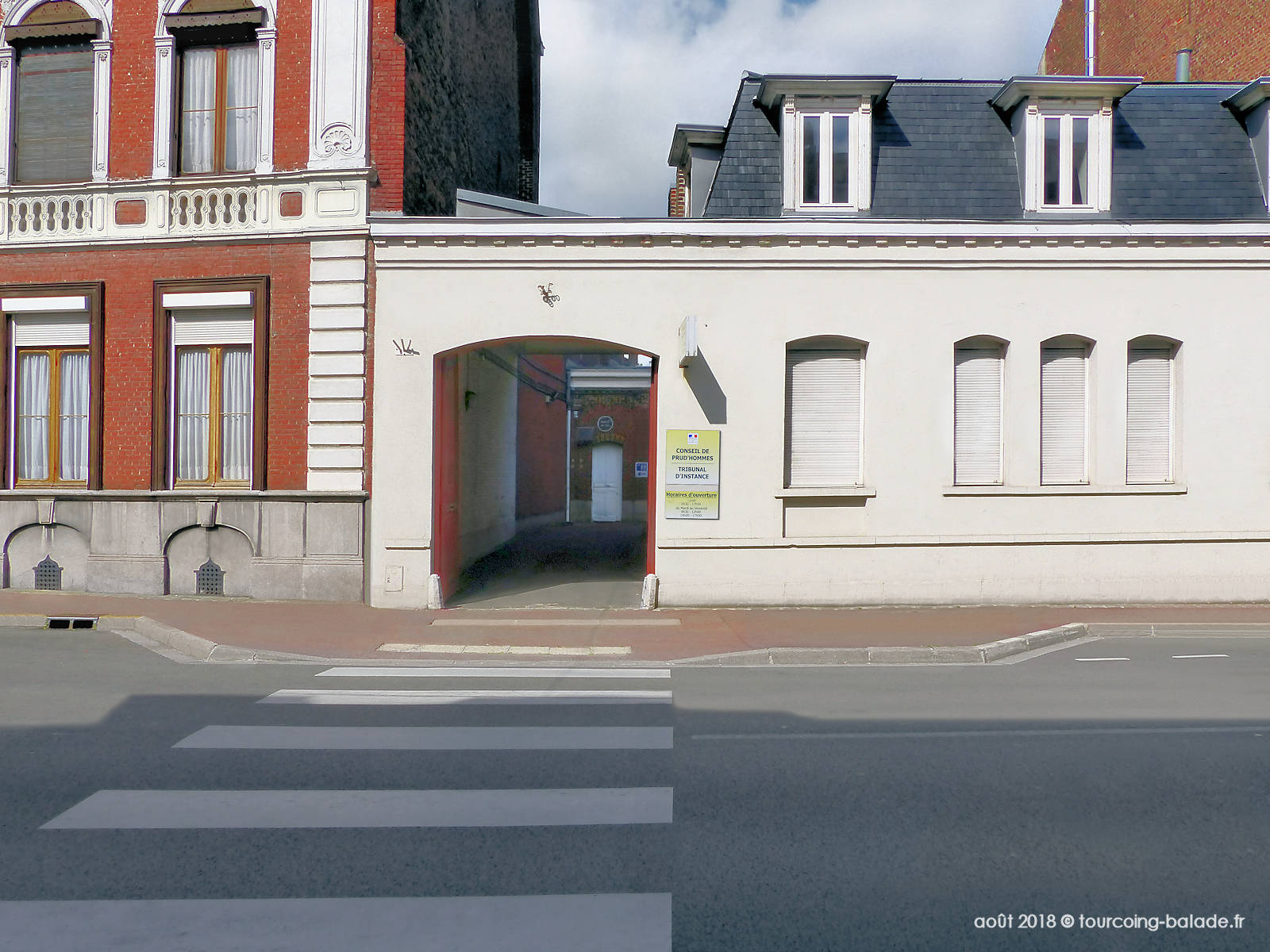 Prud'Hommes, Tourcoing, rue de Gand
