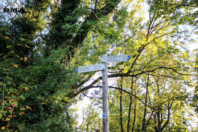 Wanderung Rundtour in Wetzlar an der Lahn - Best Mountain Artists - BMA - Vier Türme Wanderung Wetzlar