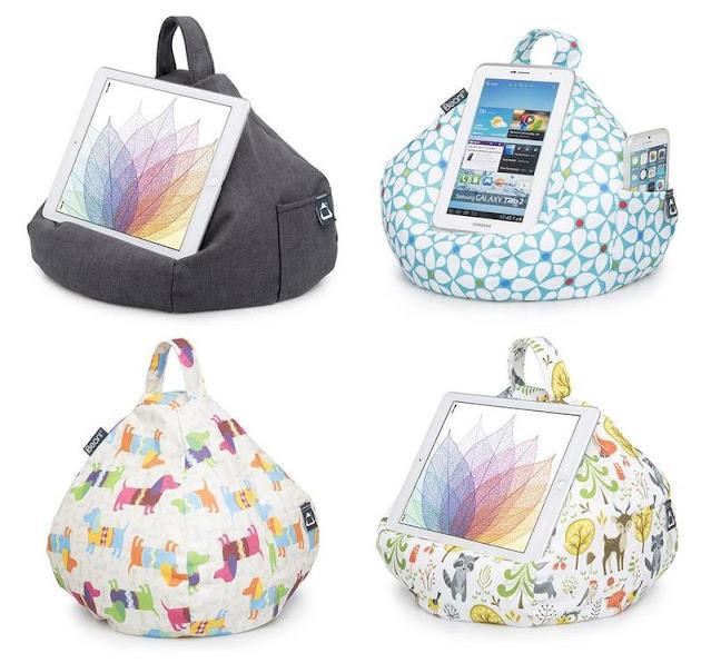IBeani Tablet Bean Bag Tablet Holder