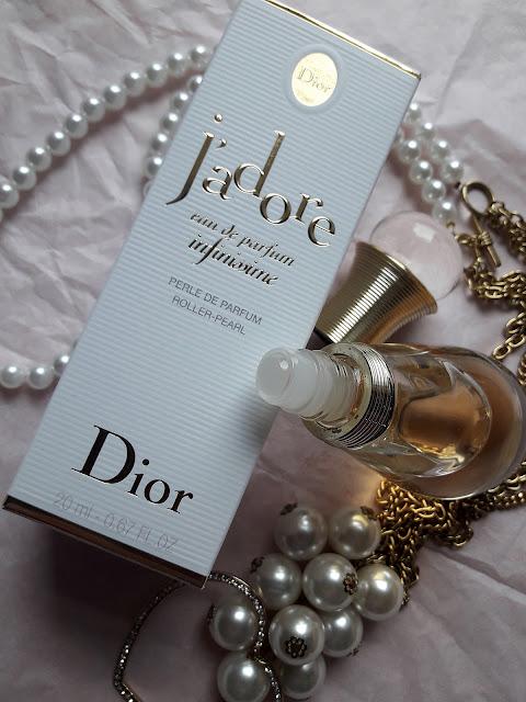 J'Adore Dior туалетная вода с нанесением роликом