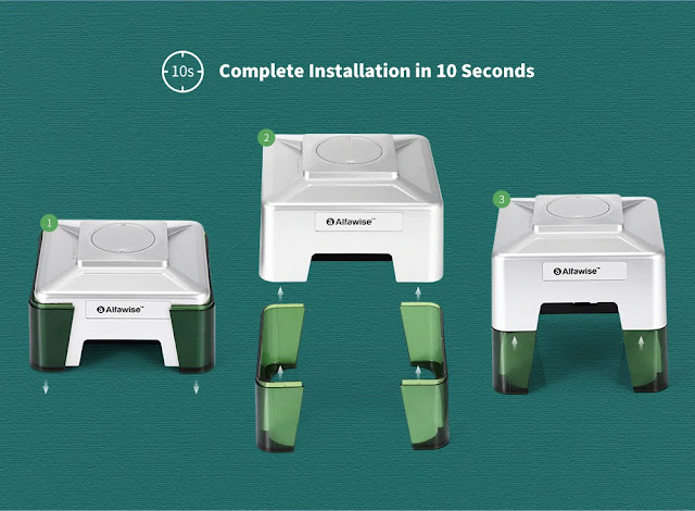 Alfawise C50 Mini - Máquina sem fios de gravação a Laser que tens que conhecer!