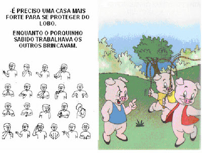 os três porquinhos libras6