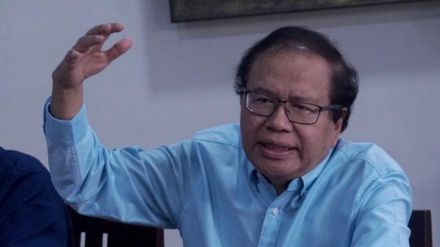 Jokowi Ancam Reshuffle, Rizal Ramli : Wong Posisi Kabinet Hanya untuk Hadiah Pendukung, Kapasitas Payah