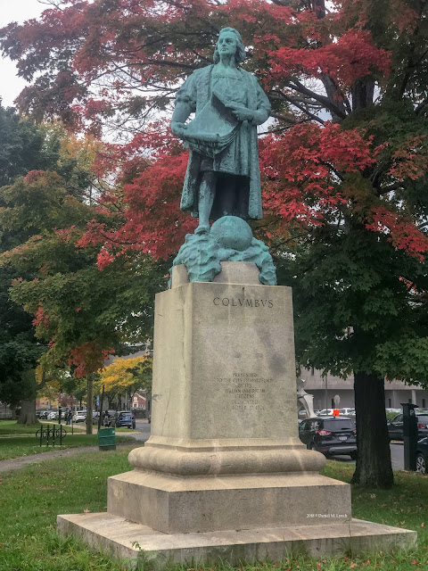 Christopher Columbus, City of Hartford CT