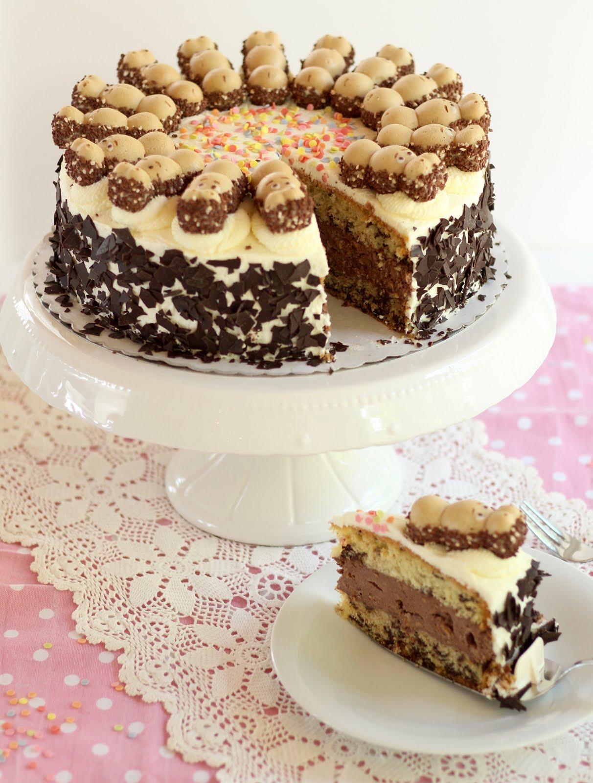 Super leckere Happy Hippo Torte | Nilpferd-Torte zum Geburtstag | Rezept und Video von Sugarprincess