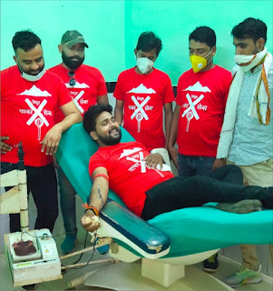 मदद के लिये आवाज दें तो तत्काल पहुंचेगी वानर सेनाः अतुल सिंह | #NayaSaberaNetwork