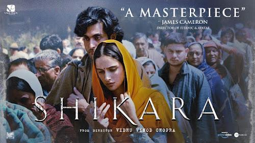 Shikara  Full Movie Download 480p 720p Hd Google Drive Download Link