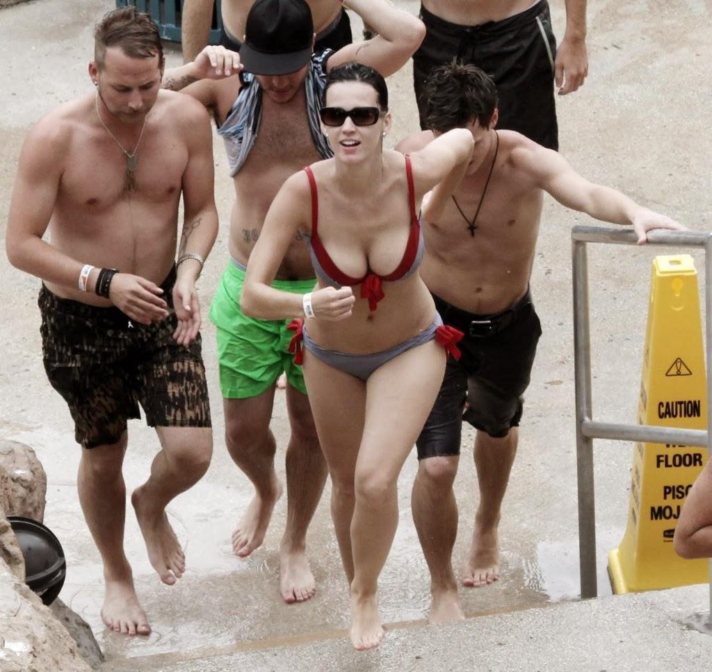 Katy Perry Naked Photoshoot