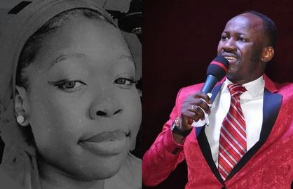 """He's Just Trying To Show How God Has Been Faithful To Him"" - Nigerian Lady Defends Apostle Suleman statement"