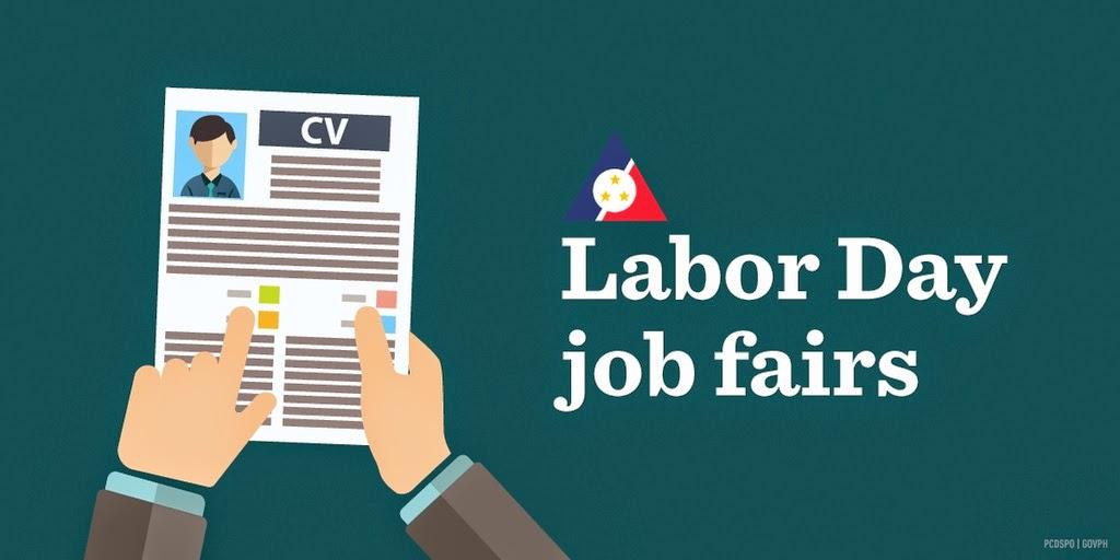 Labor Day job Fairs