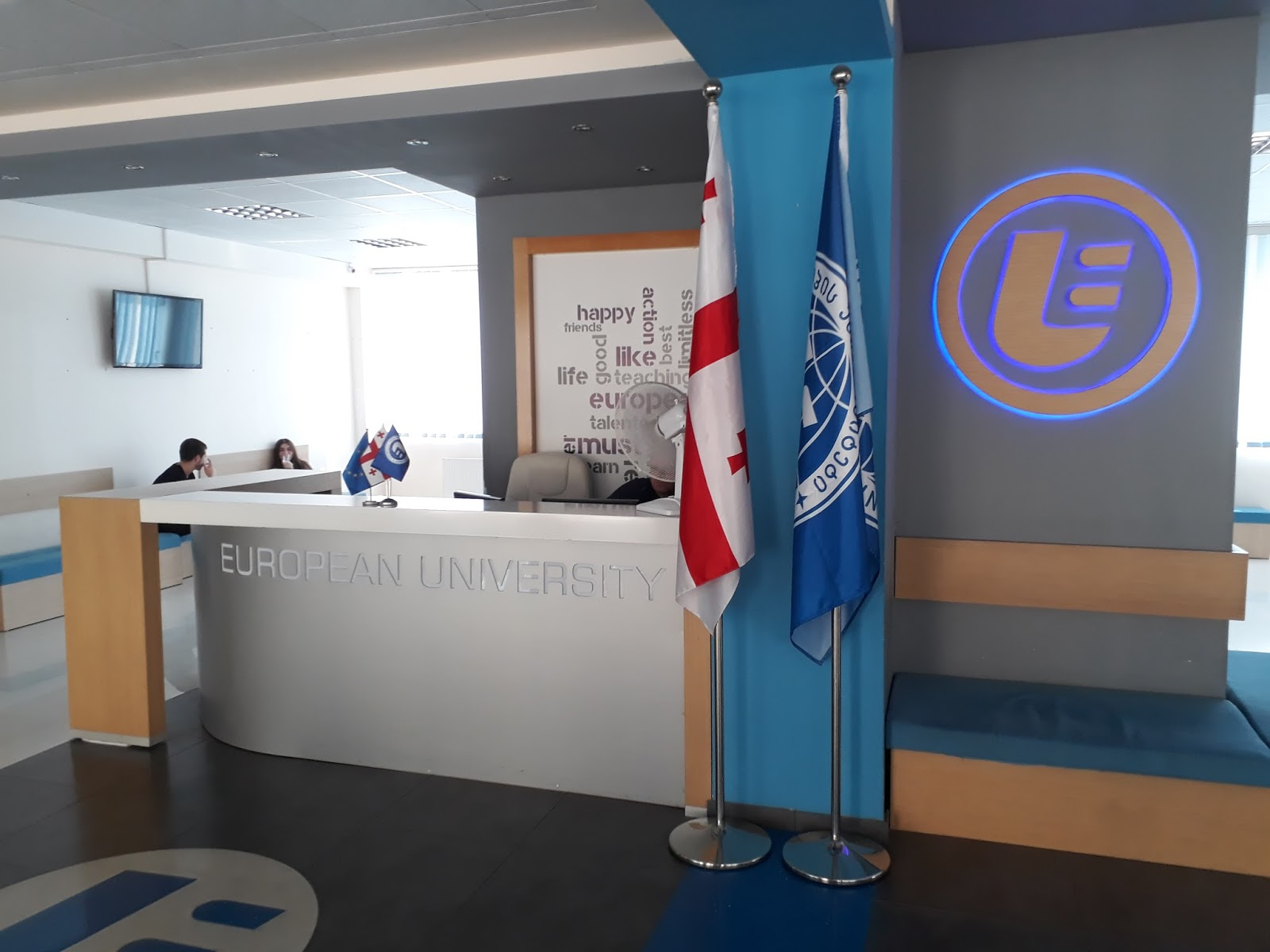 One Of Best University In Georgia Providing European Standard Education To Local And International Students This Was Established Year 1992